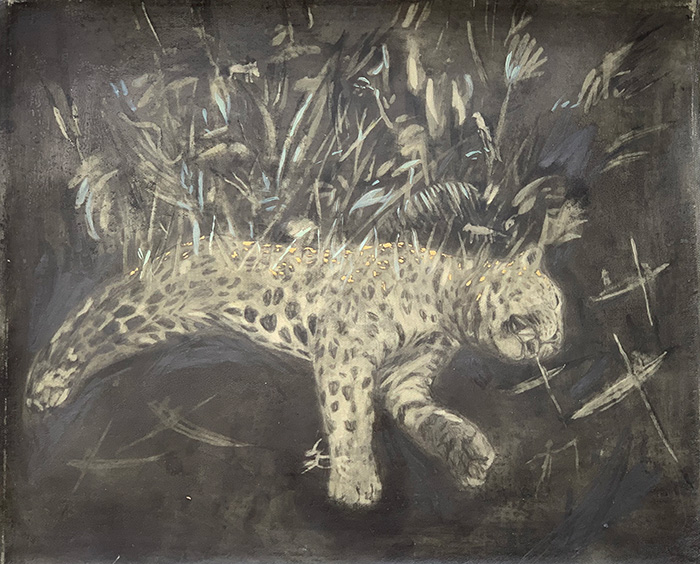 Un Sueño. Panthera onca II