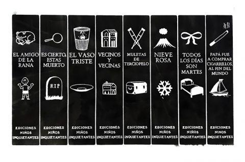 """De la serie """"Pequeña biblioteca de conocimiento frívolo y ocioso"""""""
