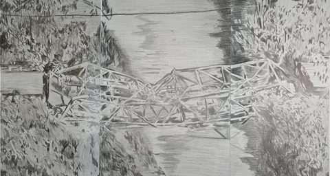 Puente quebrado