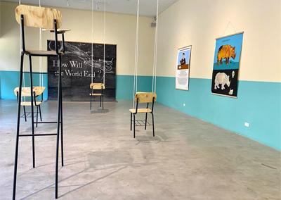Catalina Jaramillo presenta «Escuela del desencanto» en Museo La Tertulia, Colombia
